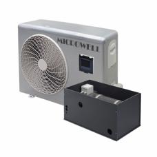 Тепловой насос Microwell HP1100 Split Premium, 30 m3