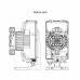 Дозирующий насос Seko Tekna EVO TPR 603 (5 л/час, pH/Rx, цифровой)  фото 2