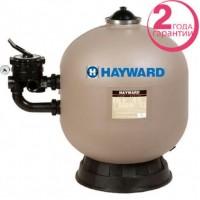 Песочный фильтр Hayward Pro 762мм, 22м3/ч, боковой клапан
