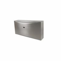 Осушитель воздуха Microwell DRY500 Silver, 92 л/сутки
