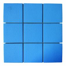 Мозаика керамическая противоскользящая Aquaviva Blue фото