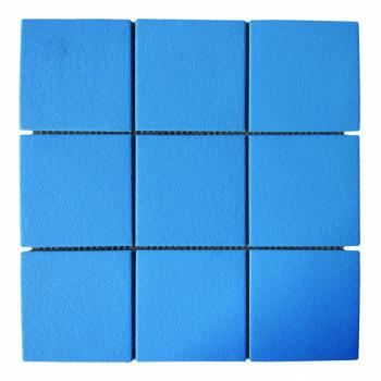 Мозаика керамическая противоскользящая Aquaviva Blue
