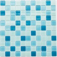 Мозаика Котто GM 4018 C3 blue d/blue m/blue w 30x30