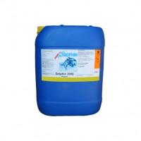 Бесхлорная дезинфекция Delphin 3000 жидкий 22л