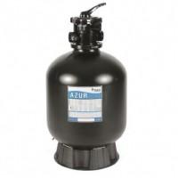 Песочный фильтр Pentair AZUR 475 мм, 9 м3/ч 6-ходовой верхний клапан, 80 кг песка