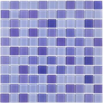 Мозаика Котто GM 4024 C3 violet d/violet m/violet w 30x30