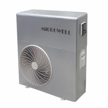 Тепловой насос Microwell HP1100 Compact Premium, 30 m3