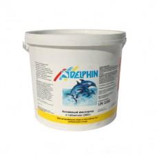 Активный кислород Delphin Aquablanc 10кг (табл.200г)  фото