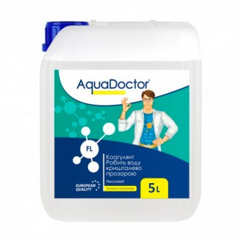 Средство против мутной воды AquaDoctor FL 5л (жидкий)
