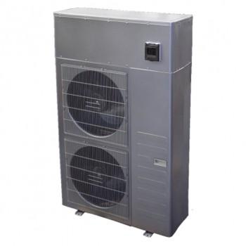 Тепловой насос Microwell HP2400 Compact Premium, 80 m3