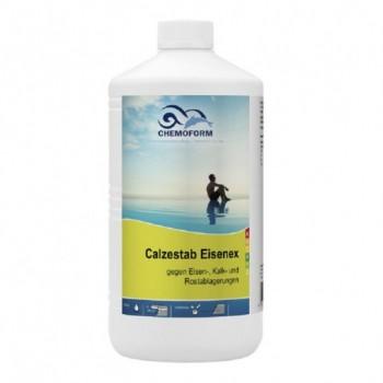 Средство против мутной воды Chemoform Calzestab-Eisenex 1 л (жидкий)