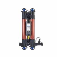 Ультрафиолетовая установка Elecro Quantum Q-130-EU (2*55W, 28m3/h, 130m3)