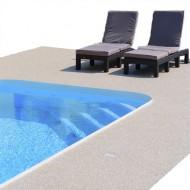 Зона вокруг бассейна фото