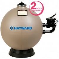Песочный фильтр Hayward Pro 895мм, 30м3/ч, боковой клапан