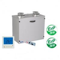 Приточно-вытяжные установки с рекуперацией тепла ВЕНТС ВУТ 300 Э2В ЕС