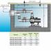 Противоток Kripsol JSH 45 B 2 (B, 45m3/h, 2,76kW, 3HP, 220V, под бетон)  фото 2