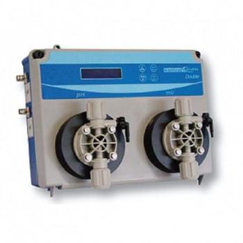 Измерительно-дозирующая станция Seko DOUBLE PH-RX (с мембранными насосами 5 л/час)