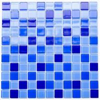 Мозаика Котто GM 4023 C3 cobalt d/cobalt  m/cobalt w 30x30