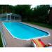 Бассейн ТОРРЕНС WaterWorld 10,10 x 4,30 x 1,40-2,00 м  фото 1