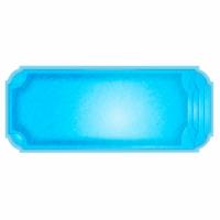 Бассейн ТОРРЕНС WaterWorld 10,10 x 4,30 x 1,40-2,00 м