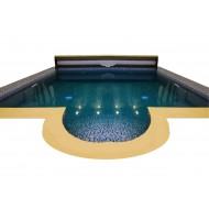 Строительство бетонных бассейнов фото
