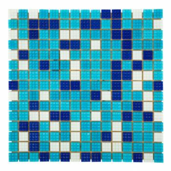 Мозаика стеклянная Aquaviva Bahama Dark