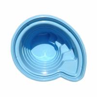 Чаша Лотос 1, переливная 3,00 x 2,45 x 1,50
