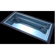 Композитные (стекловолоконные) бассейны фото