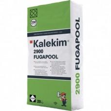 Влагостойкая затирка для швов Kalekim Fugapool 2900 (20 кг) фото