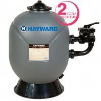 Песочный фильтр Hayward Pro 600мм, 14м3/ч, боковой клапан