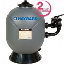 Песочный фильтр Hayward Pro 600мм, 14м3/ч, боковой клапан фото