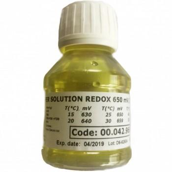 Раствор буферный Redox 650 mV