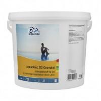 Бесхлорная дезинфекция Chemoform Aquablanc O2 Sauerstoffgranulat 5кг (гранулы)