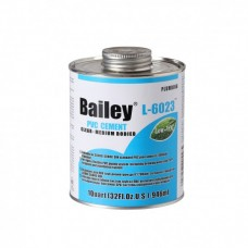 Клей для труб ПВХ Bailey L-6023 фото