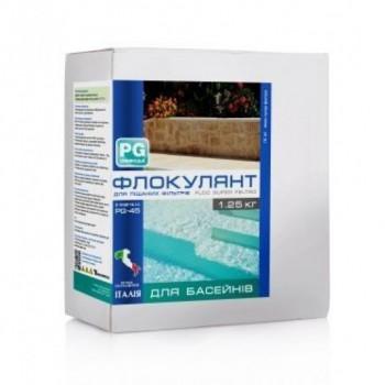 Средство против мутной воды Barchemicals PG-45.1 (картриджи)  1,25 кг