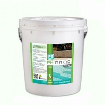 Регулятор pH Barchemicals pH плюс 10 кг (гранулы)