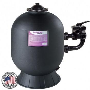 Песочный фильтр Hayward PWL D611 81114 (14m3/h, 611mm, 150kg, бок)