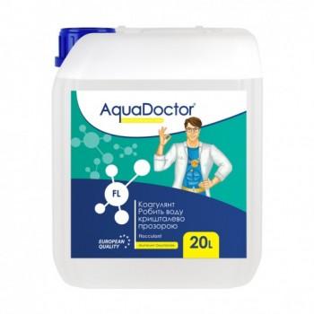 Средство против мутной воды AquaDoctor FL 20л (жидкий)