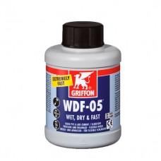 Клей WDF-05,  250мл для флекса+щеточка фото