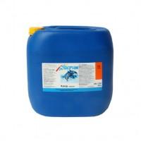 Хлор длительного действия Delphin 35кг (жидкий)
