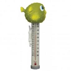 Термометр игрушка Kokido K265DIS/6P Рыбка-фугу фото