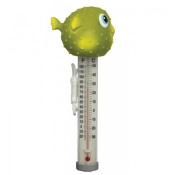 Термометр игрушка Kokido K265DIS/6P Рыбка-фугу