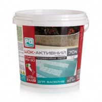 Хлор шокового действия PG-30.1 (70%) 1 кг (гранулы)