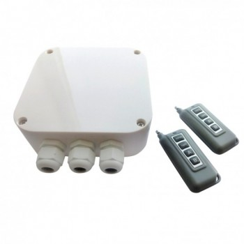 Пульт управления к прожекторам AquaViva RC01 (для любых ламп AquaViva LED)