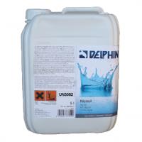 Бесхлорная дезинфекция Delphin Nicosil* 5л (жидкий)
