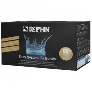 Бесхлорная дезинфекция Delphin Easy System O2 Gentle (Порционные пакеты)