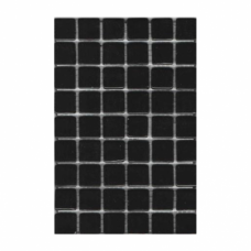 Стекломозаика АкваМо Black Glossy