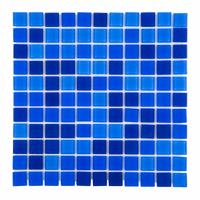 Мозаика стеклянная Aquaviva Cristall Jamaika Dark