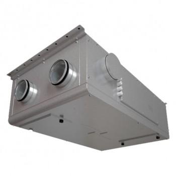 Приточно-вытяжные установки с рекуперацией тепла серии ВЕНТС ВУТР ПЭ ЕС
