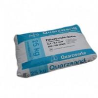 Песок кварцевый, Quarzwerke 25 кг